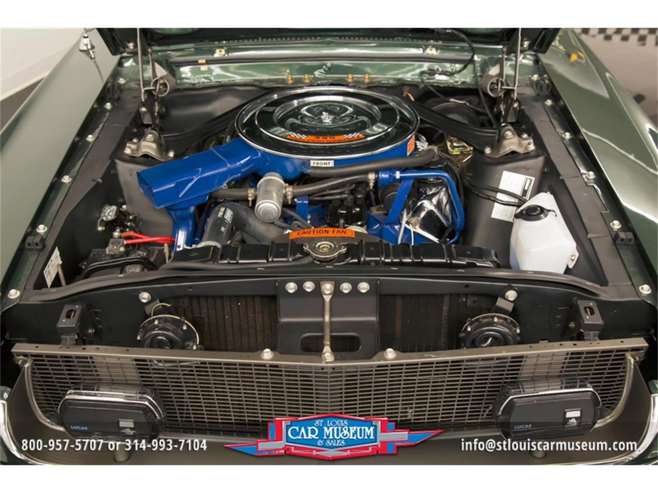 Large Picture of 1968 Ford Mustang GT/CS (California Special) - LWVZ