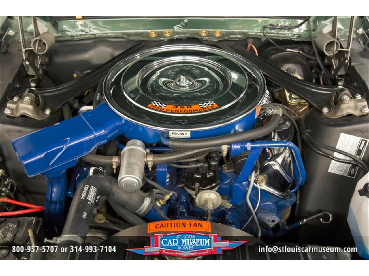Large Picture of Classic '68 Ford Mustang GT/CS (California Special) located in St. Louis Missouri - $59,900.00 - LWVZ
