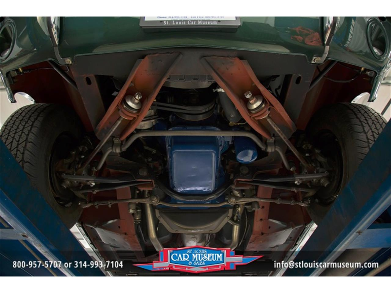 Large Picture of Classic '68 Ford Mustang GT/CS (California Special) located in Missouri Offered by St. Louis Car Museum - LWVZ