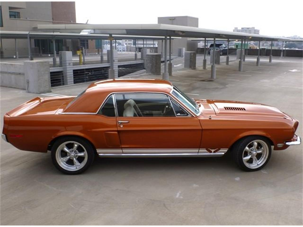 Large Picture of '68 Mustang Shelby - LWW5