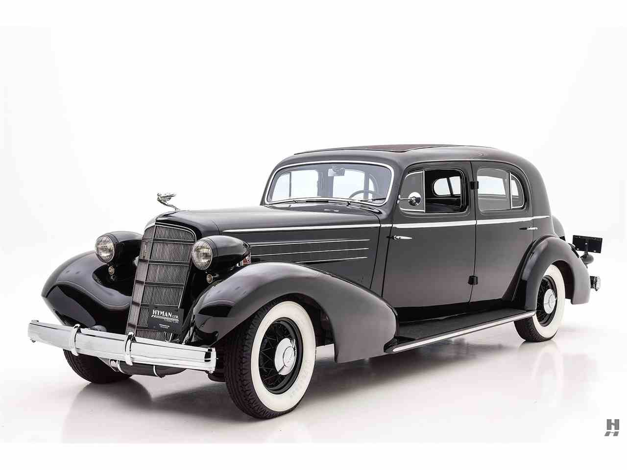 1935 Cadillac 355D for Sale   ClassicCars.com   CC-1022417