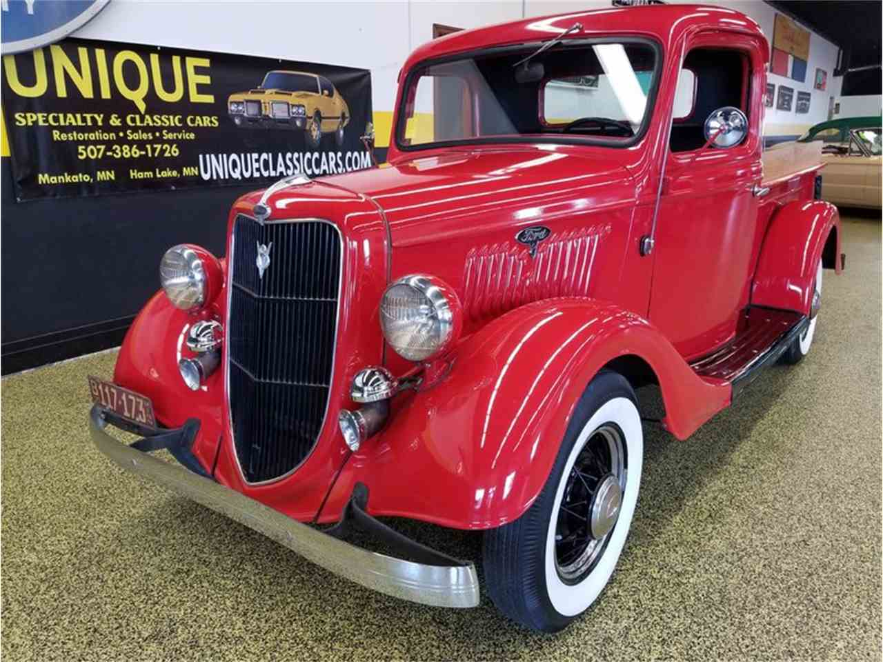 1935 Ford 1/2 Ton Pickup for Sale | ClassicCars.com | CC-1022438