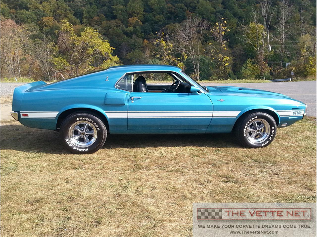 1969 Ford Mustang Shelby Gt500 For Sale Cc 1022473 Large Picture Of 69 Lwy1