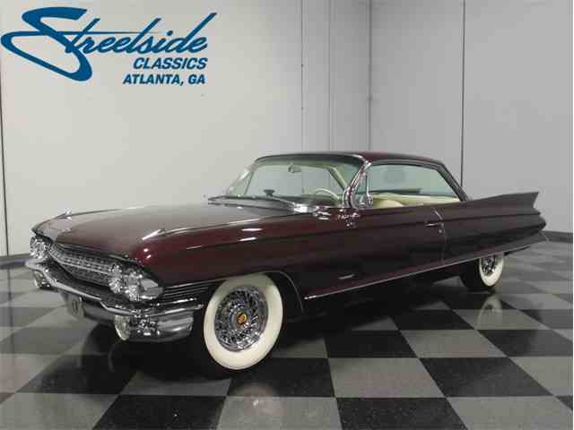 Picture of '61 Coupe DeVille Restomod - LWYK