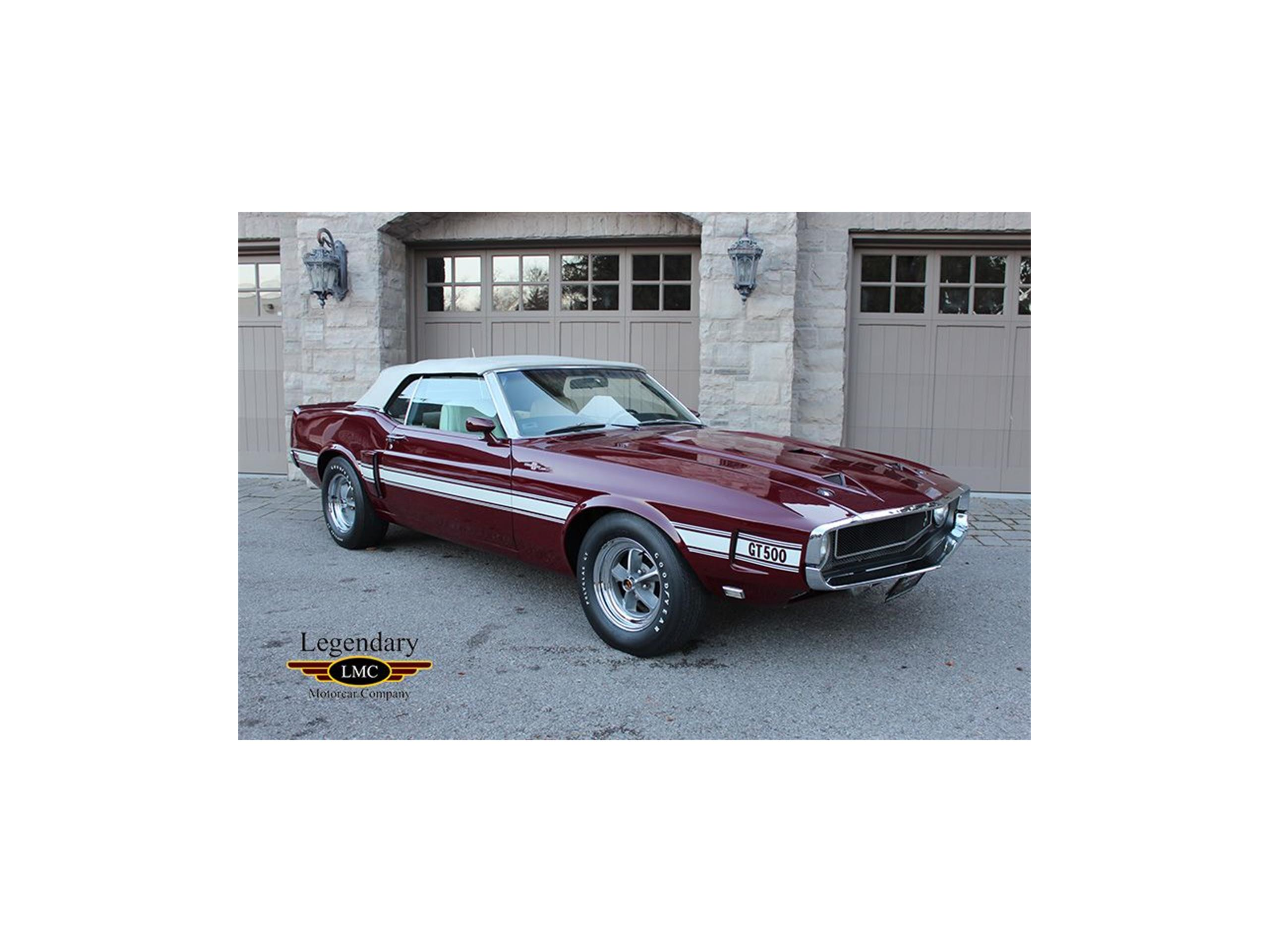 1969 Ford Mustang Shelby Gt500 Cobra For Sale Karmashares Llc Large Picture Of 69 Lwyn