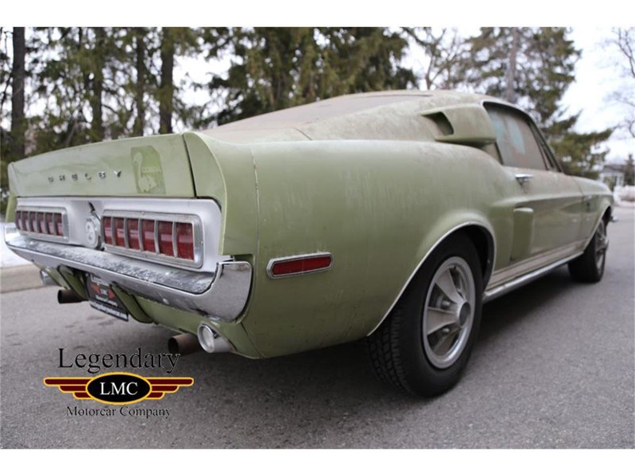 1968 Ford Mustang Shelby GT500 for Sale | ClassicCars.com | CC-1022500