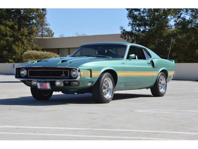 Picture of Classic '69 Mustang Shelby GT500 located in California - $109,000.00 - LX09