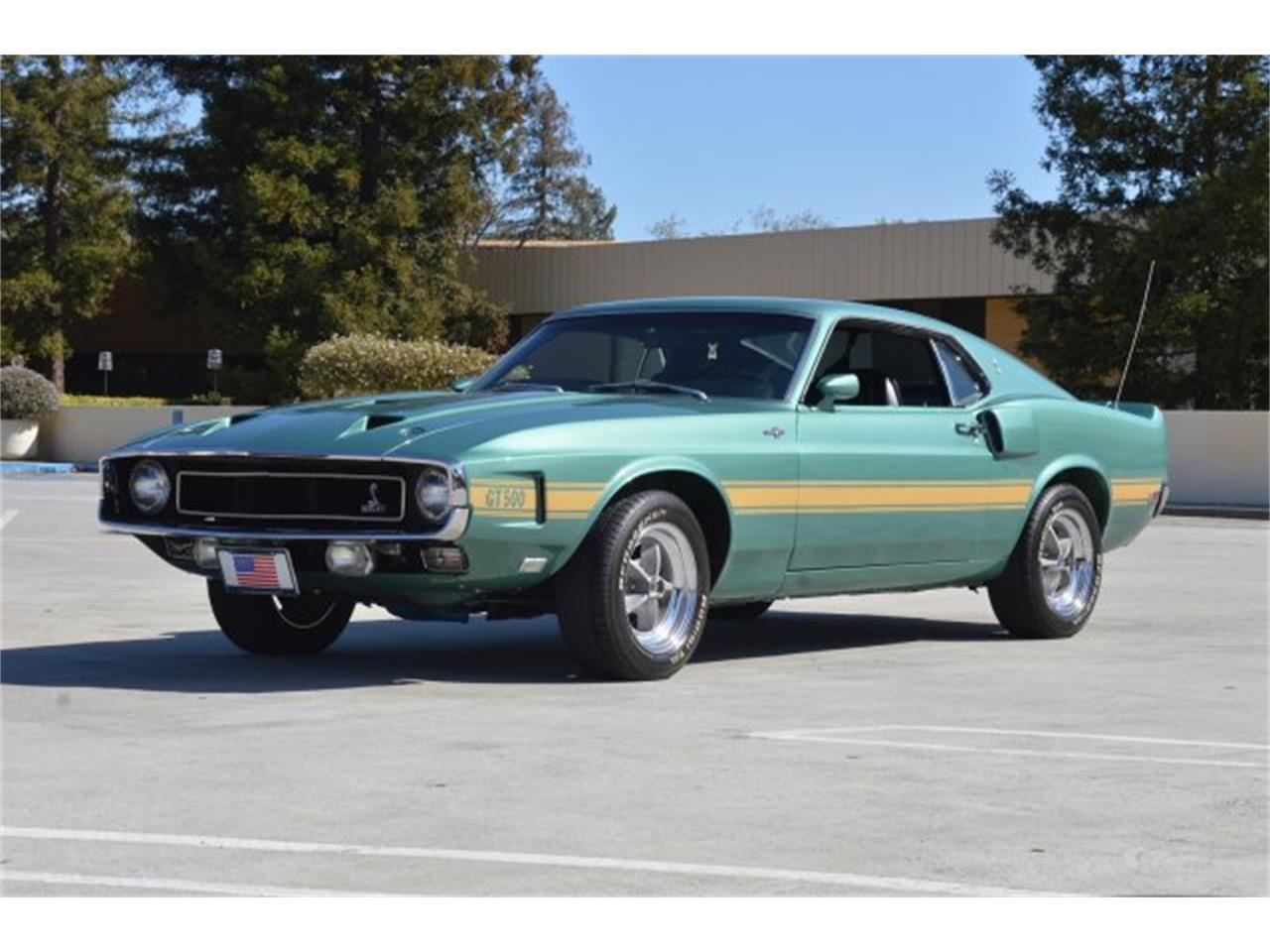 1969 Ford Mustang Shelby Gt500 For Sale Cc 1022553 Large Picture Of Located In San Jose California Offered By American