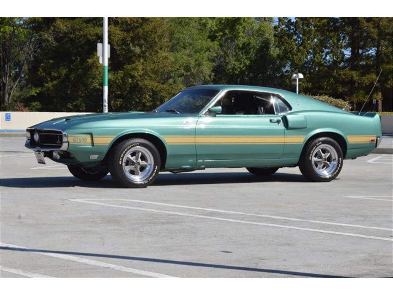 1969 Ford Mustang Shelby Gt500 For Sale Cc 1022553 Large Picture Of Located In California Lx09