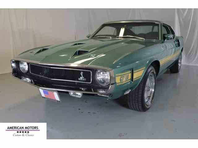 Picture of 1969 Mustang Shelby GT500 - $119,000.00 - LX09