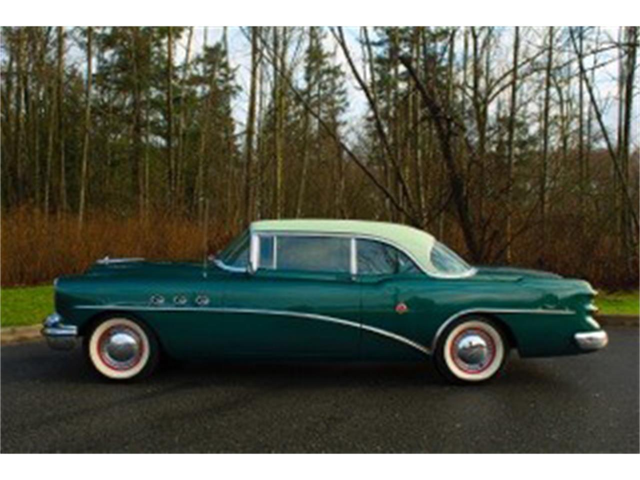 1954 Buick Riviera For Sale Cc 1022608 Convertible Large Picture Of 54 Lx1s