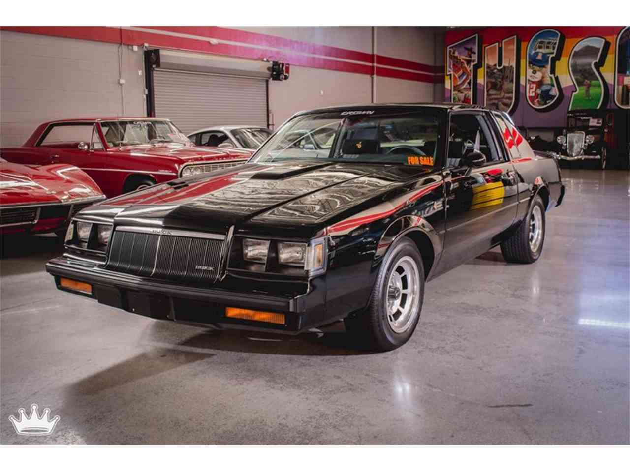 1985 Buick Grand National for Sale | ClassicCars.com | CC-1022688