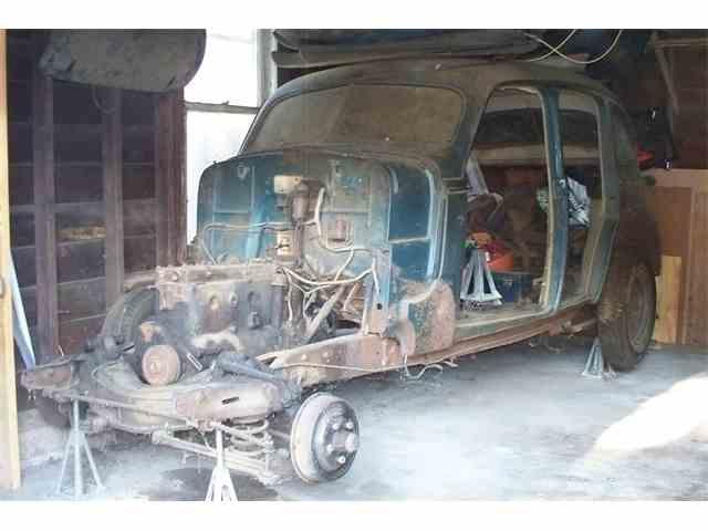 Picture of '38 Sedan - LX59