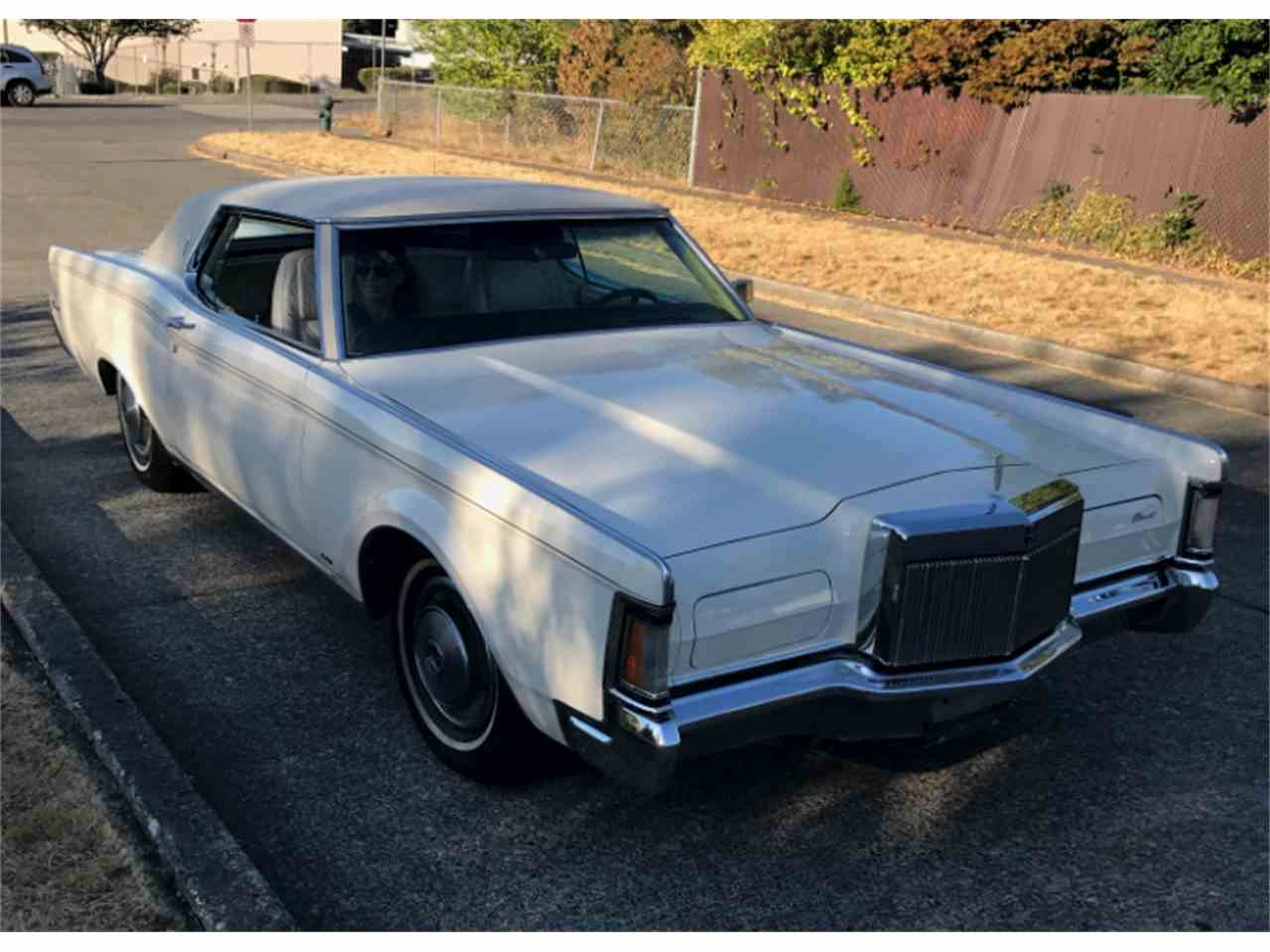 1970 Lincoln Continental Mark Iii For Sale Classiccars Com Cc 1022734