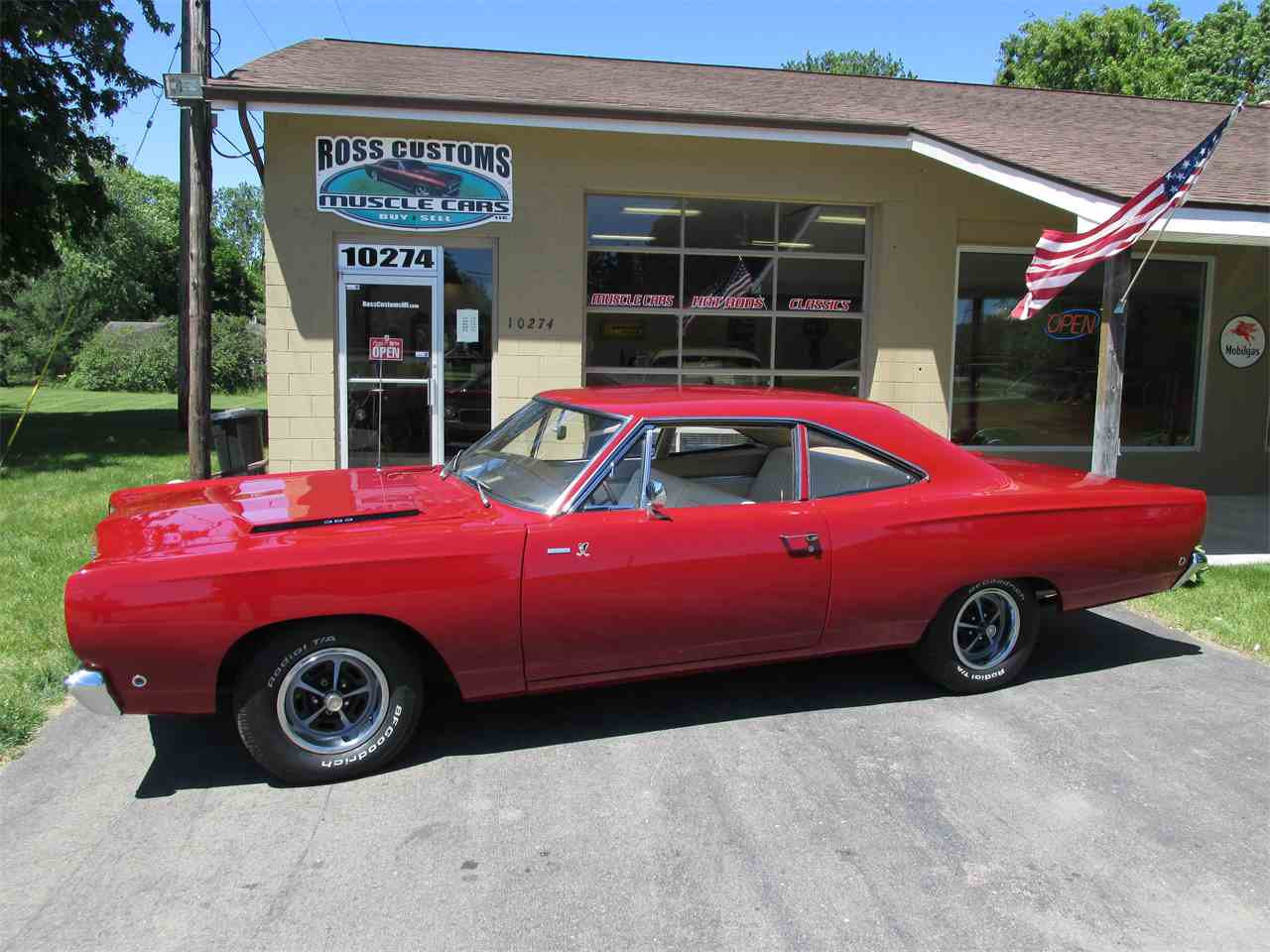 1968 Plymouth Road Runner for Sale | ClassicCars.com | CC-1022739