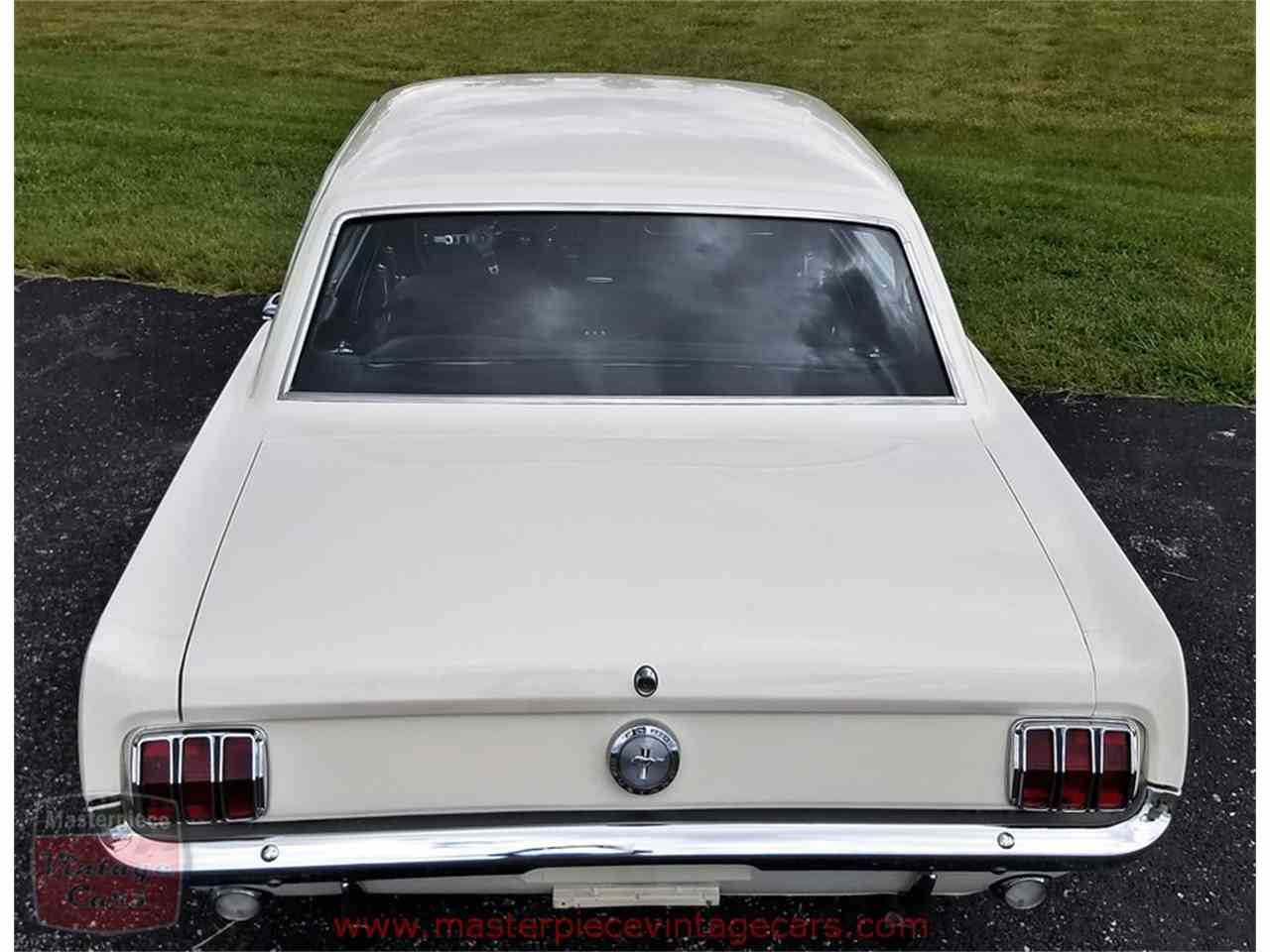 Large Picture of '66 Mustang - LV8Y