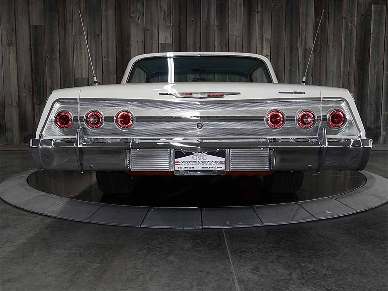 Large Picture of '62 Impala - LX7F