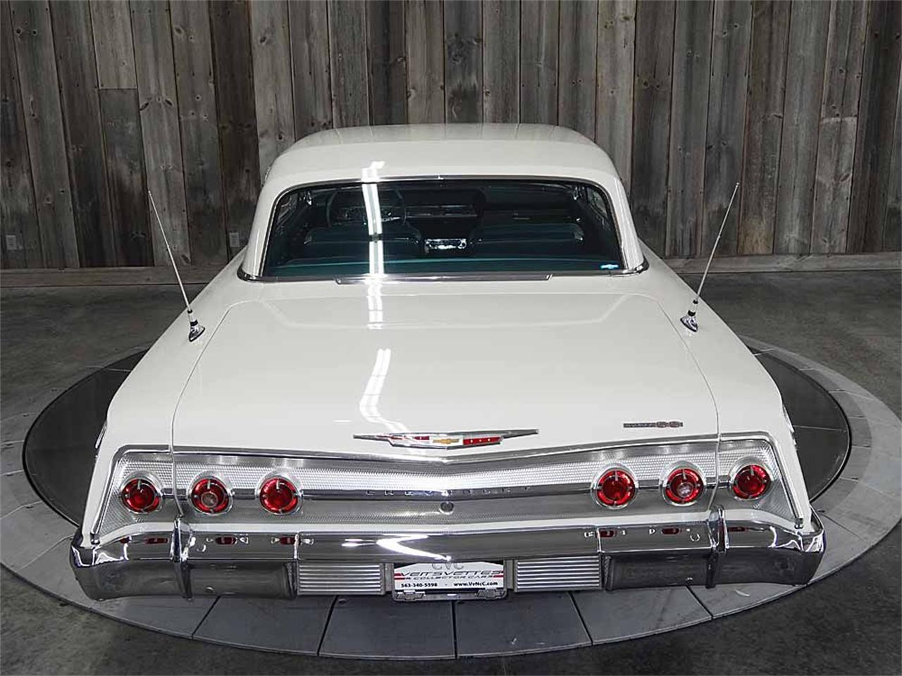 Large Picture of '62 Impala located in Iowa - $48,500.00 - LX7F