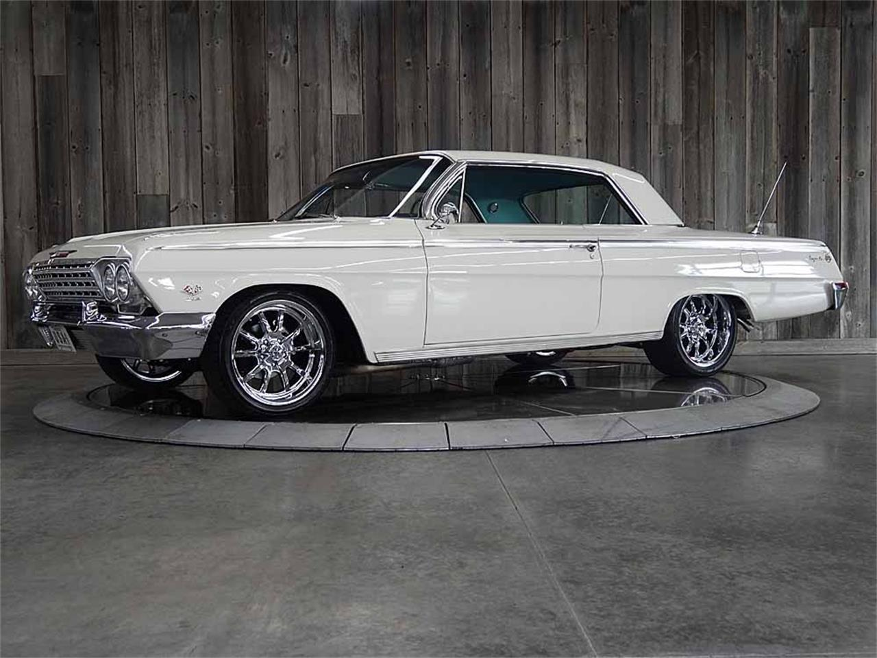 Large Picture of Classic 1962 Impala located in Iowa - $48,500.00 - LX7F