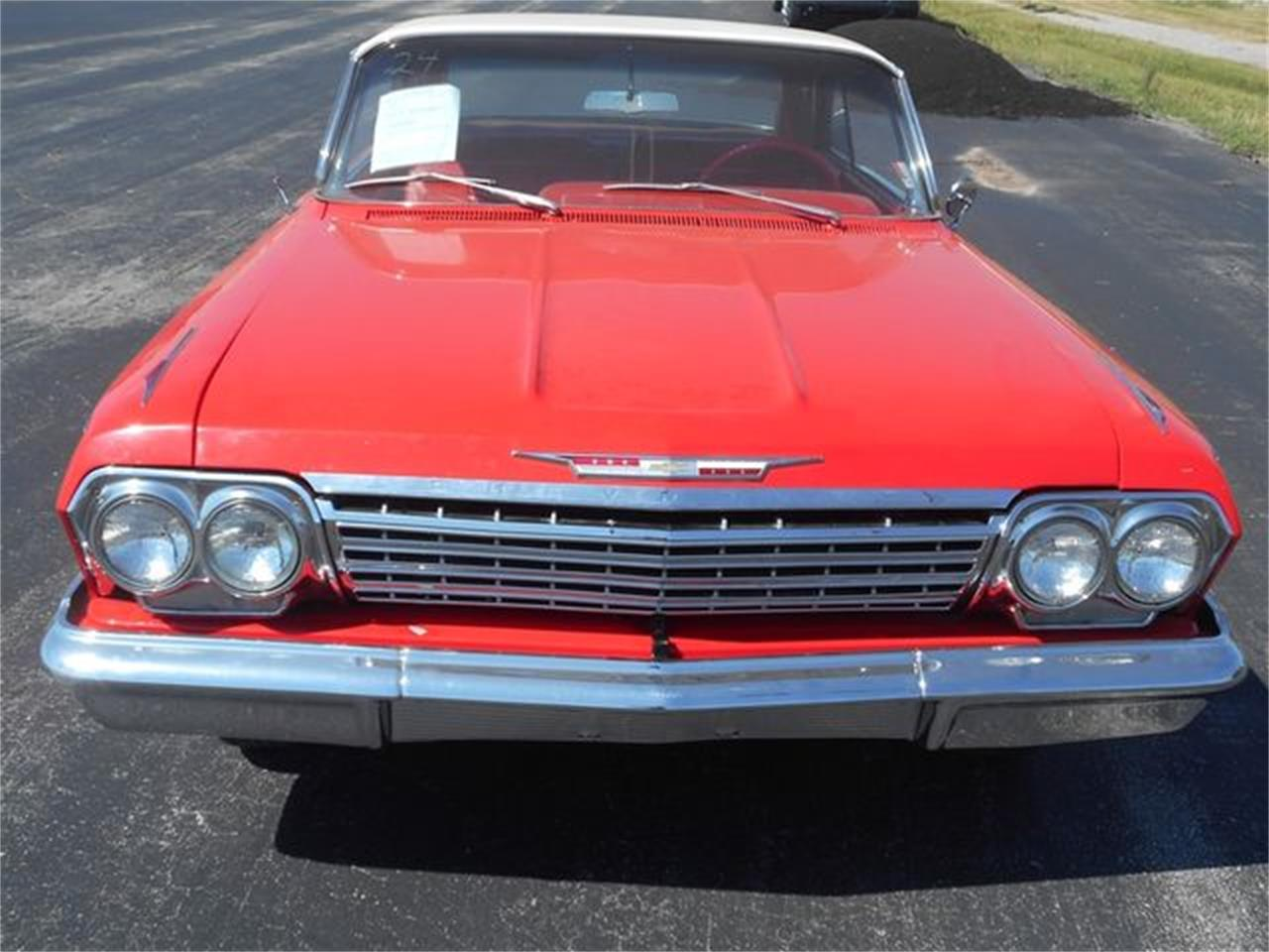 Large Picture of '62 Impala - LX7L