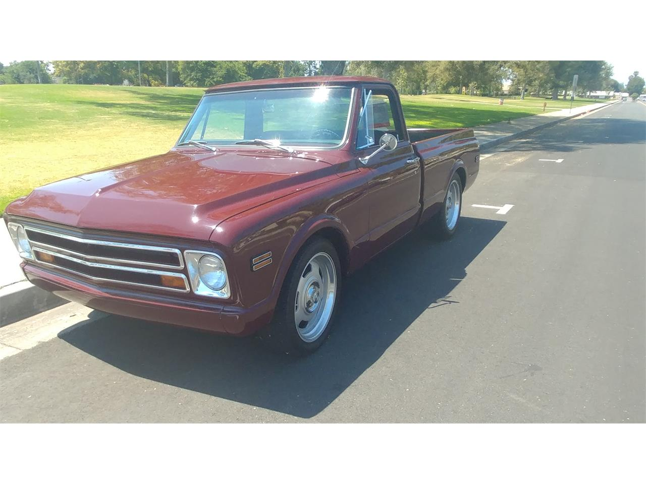 Large Picture of '67 C10 - LV96