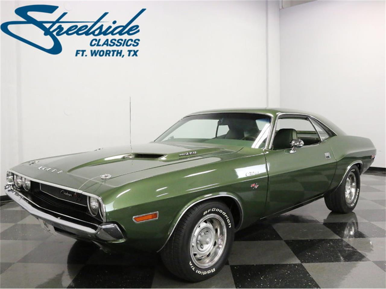 1970 Dodge Challenger Rt 440 Six Pack For Sale Classiccarscom