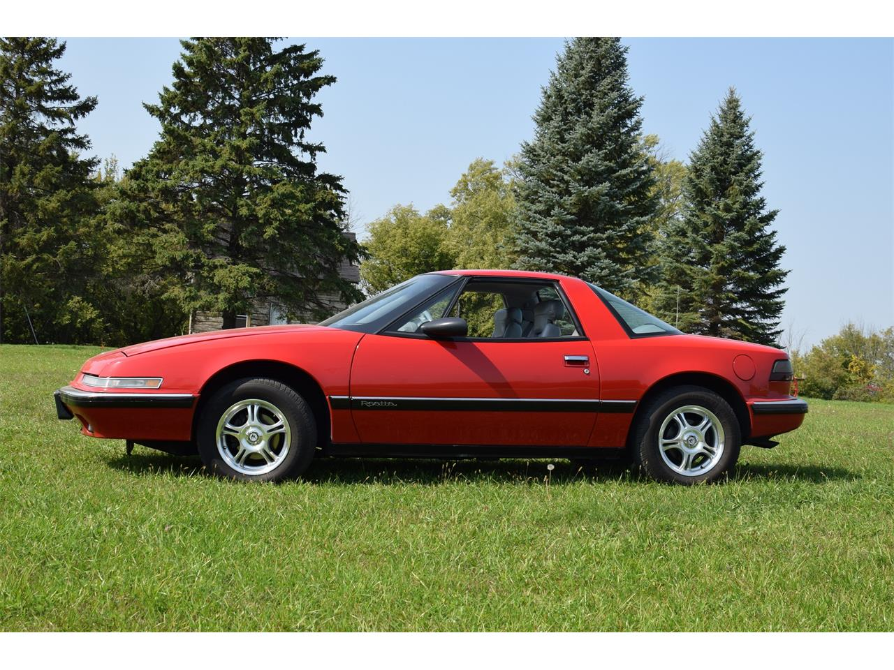Large Picture of '90 Buick Reatta Offered by Hooked On Classics - LV9B