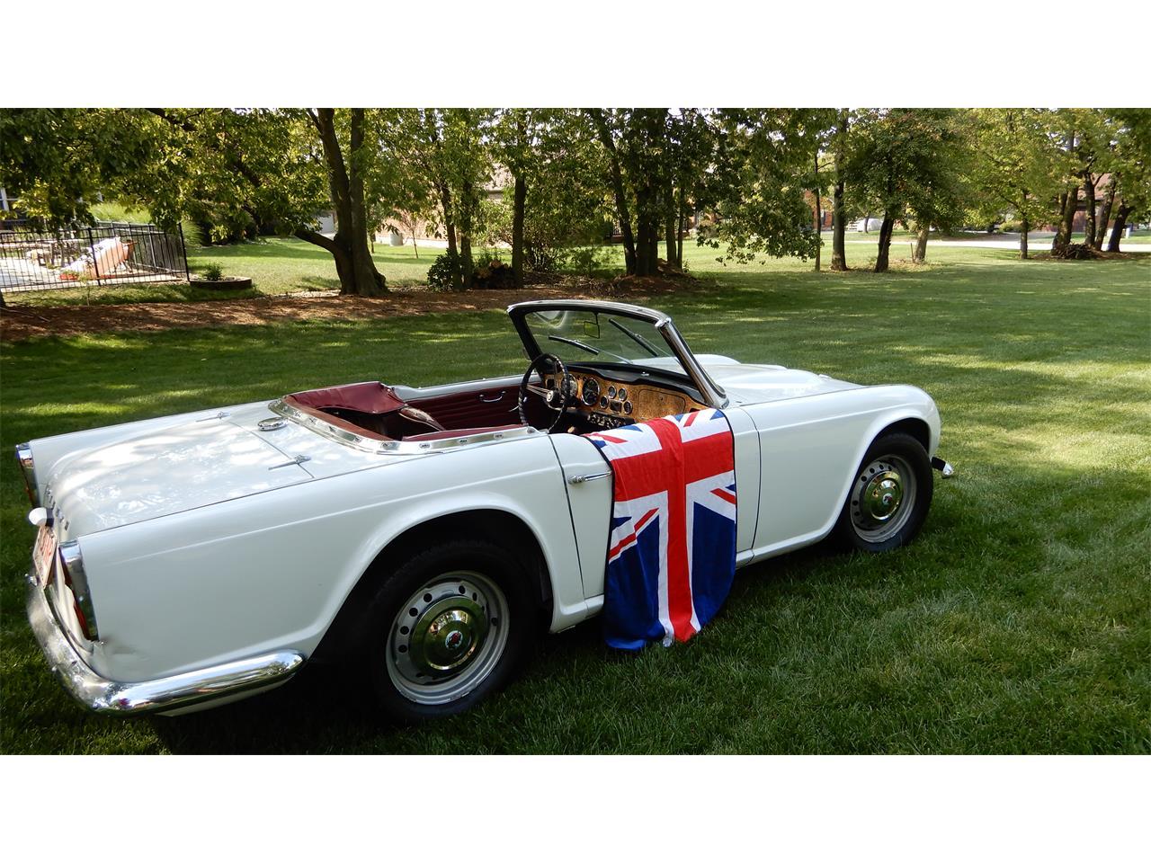 1965 Triumph Tr4 For Sale Classiccarscom Cc 1022927