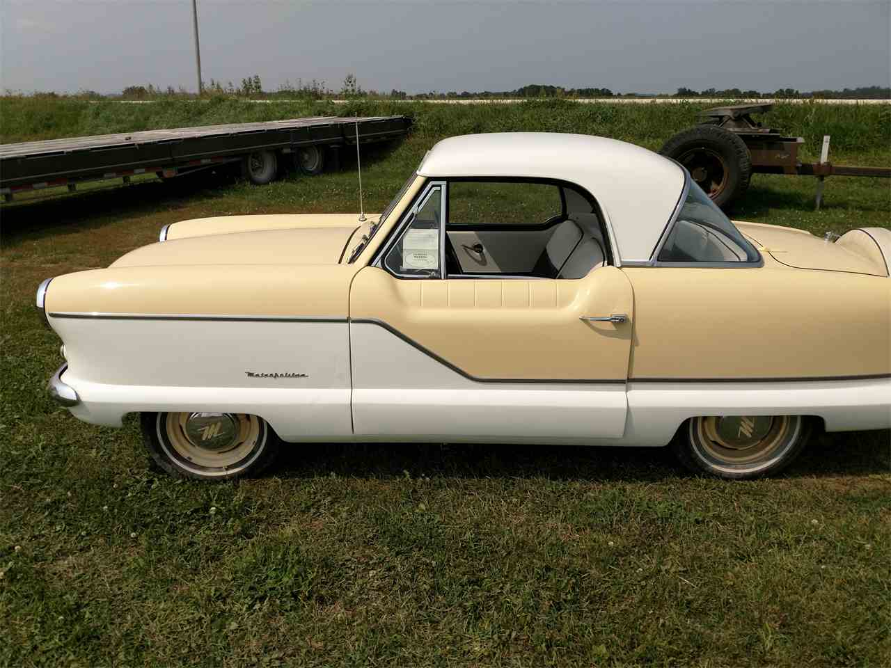 Large Picture of '59 Metropolitan - $8,500.00 Offered by a Private Seller - LV9L