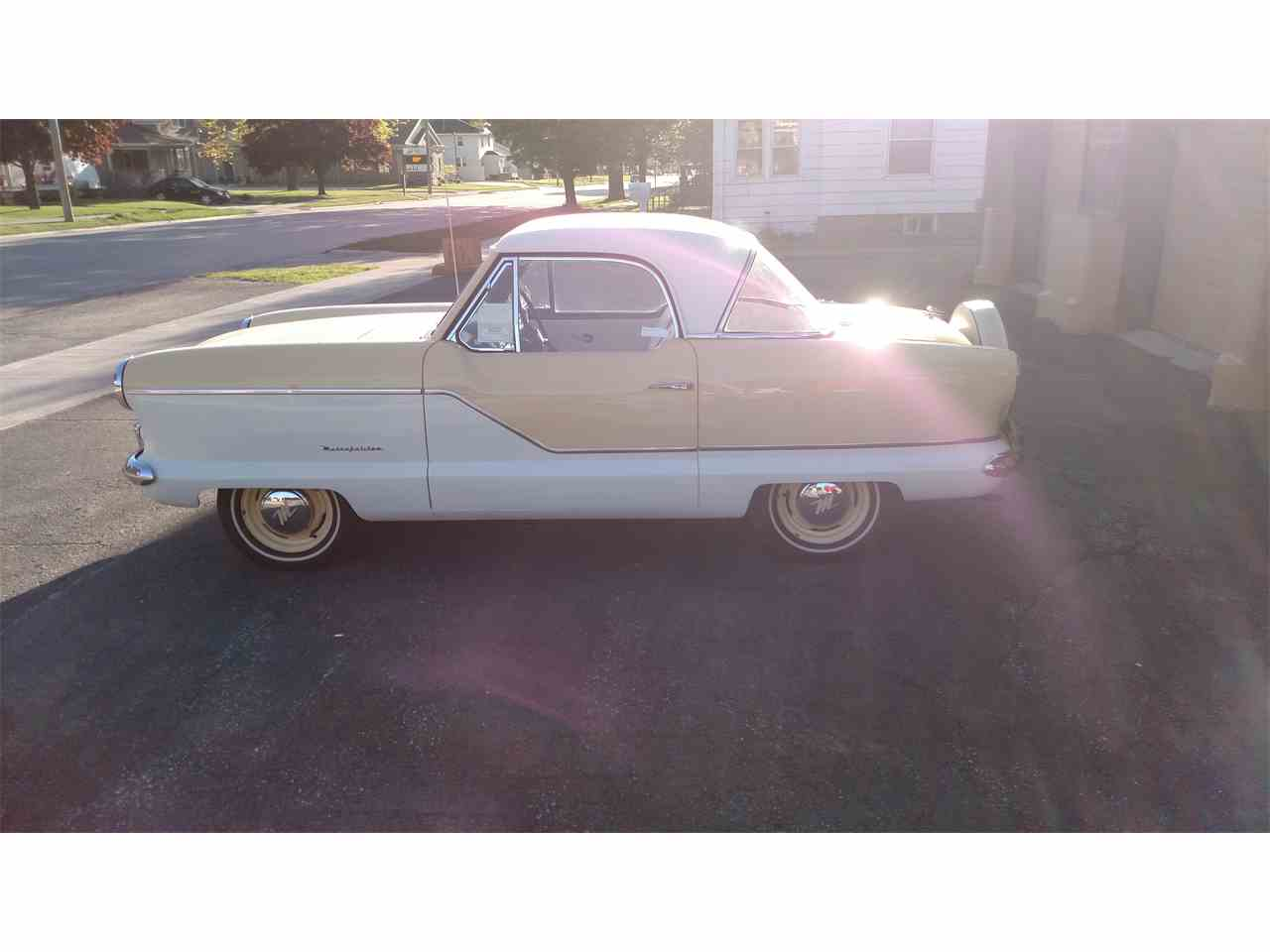 Large Picture of Classic '59 Nash Metropolitan located in Austin Minnesota Offered by a Private Seller - LV9L