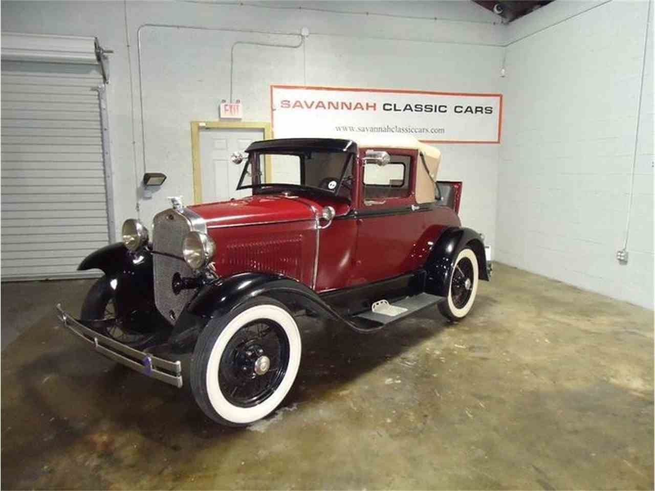 1930 Ford Model A Sport Coupe for Sale | ClassicCars.com | CC-1022972