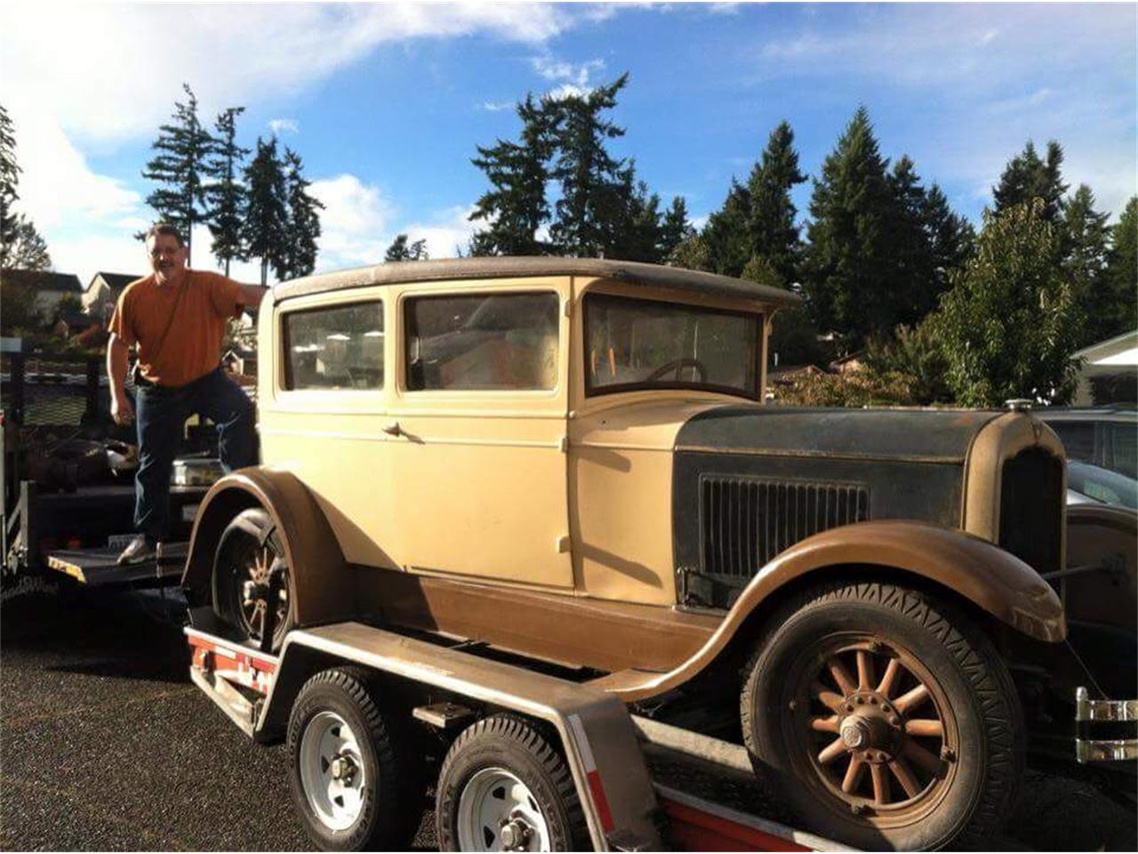 For Sale: 1927 REO Flying Cloud in Clovis, New Mexico