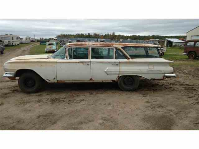 Picture of Classic 1960 Station Wagon - LXCS