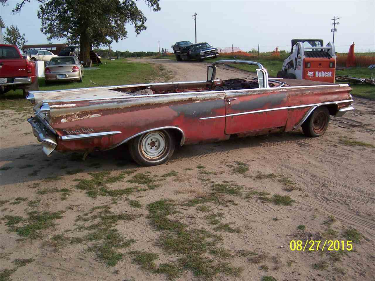 1959 Oldsmobile Convertible for Sale   ClassicCars.com   CC-1023010