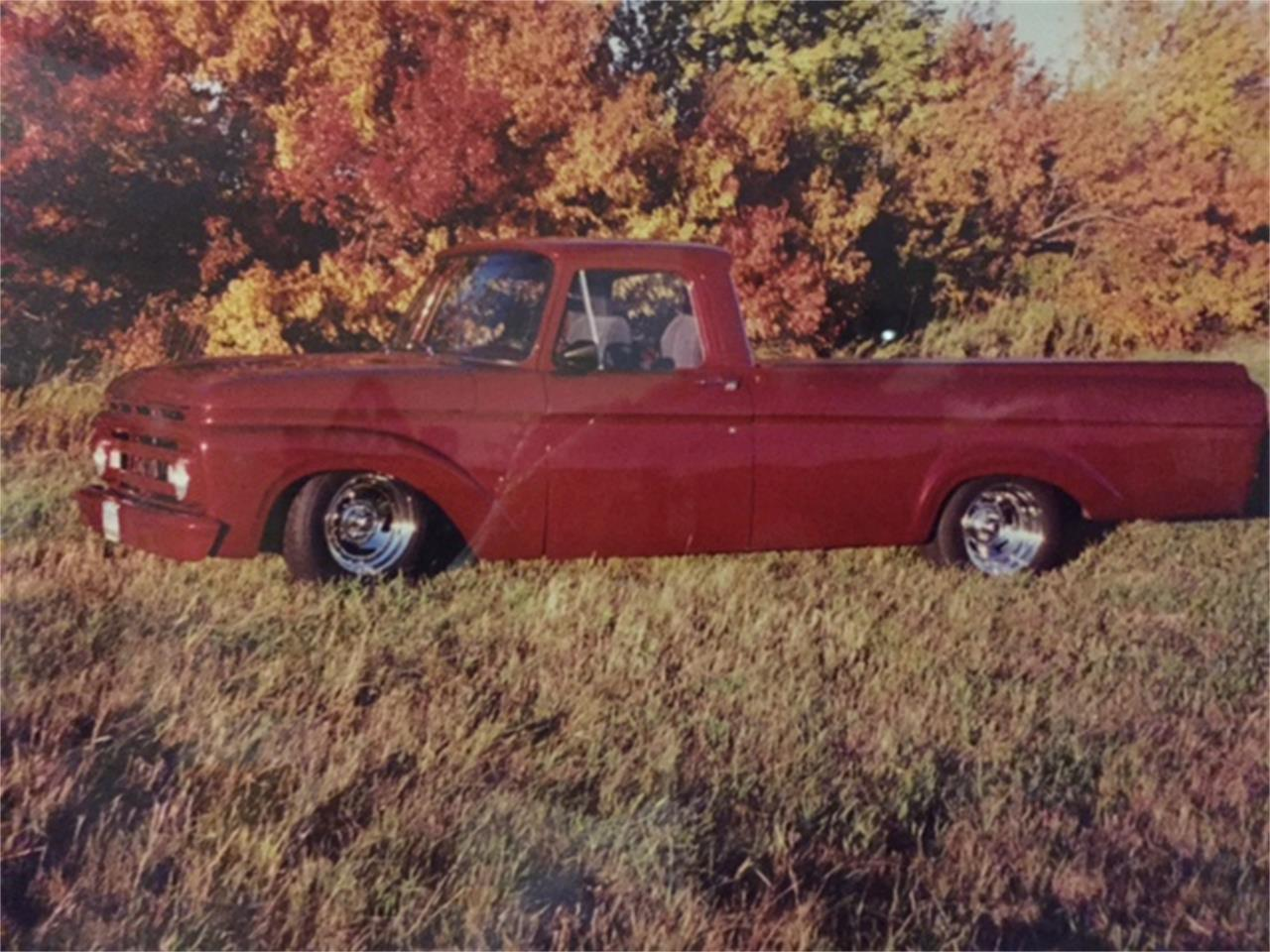 Large Picture of '61 Pickup - LXD6
