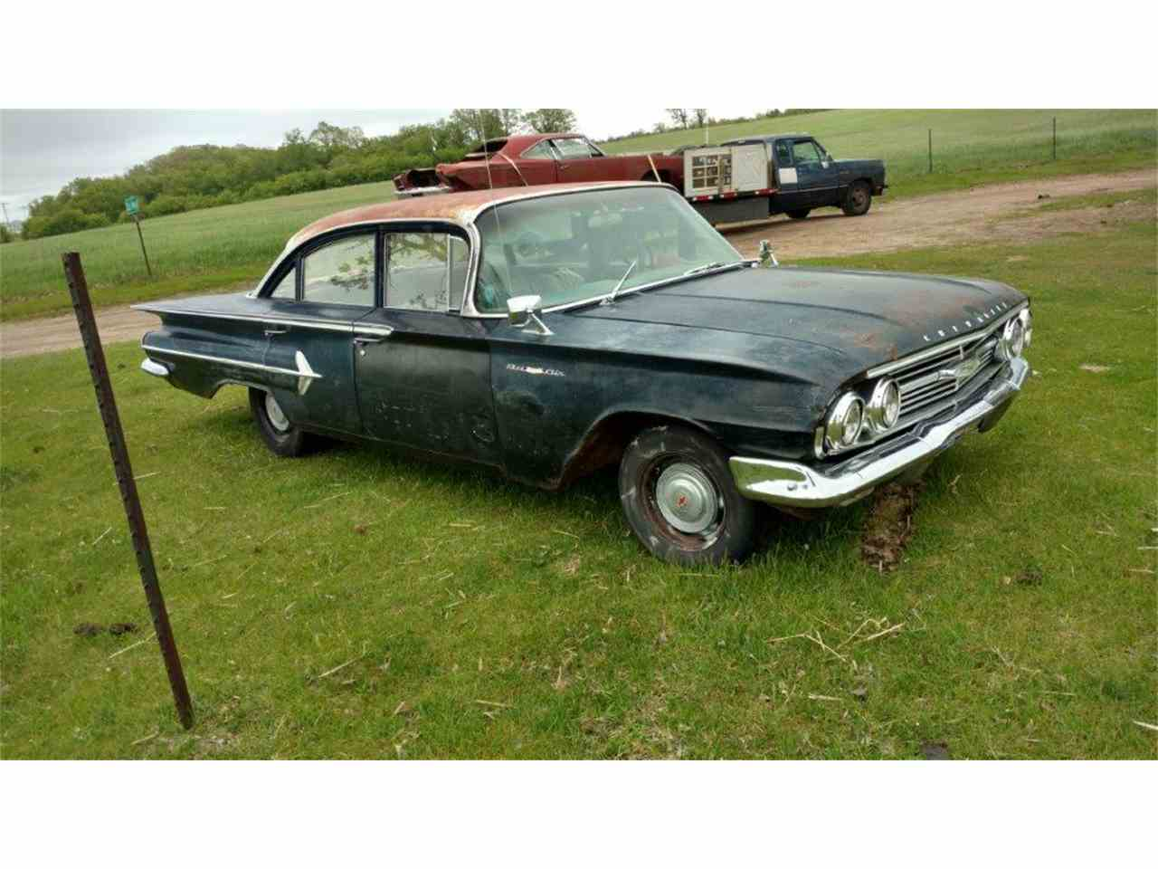 1960 Chevrolet Bel Air for Sale | ClassicCars.com | CC-1023020