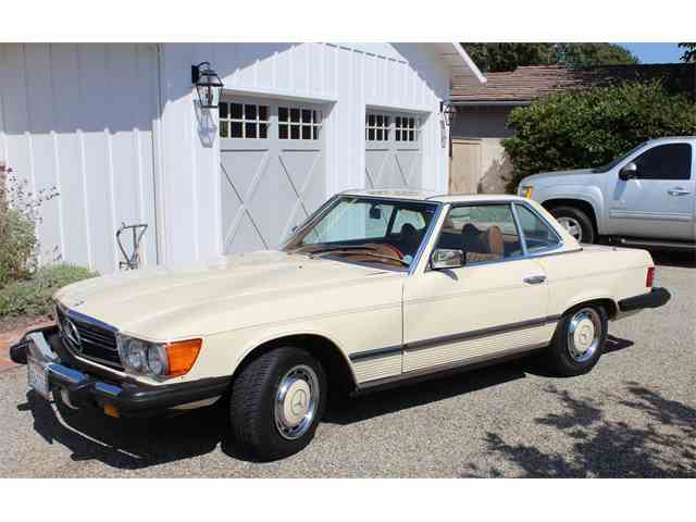 Picture of '77 450SL - LV9S