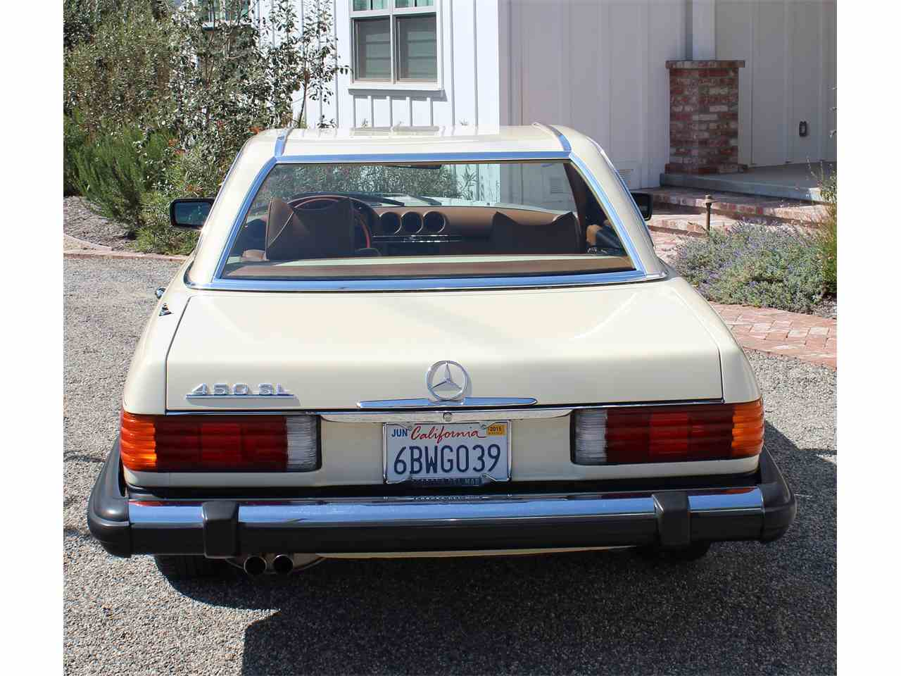 Large Picture of '77 450SL - LV9S