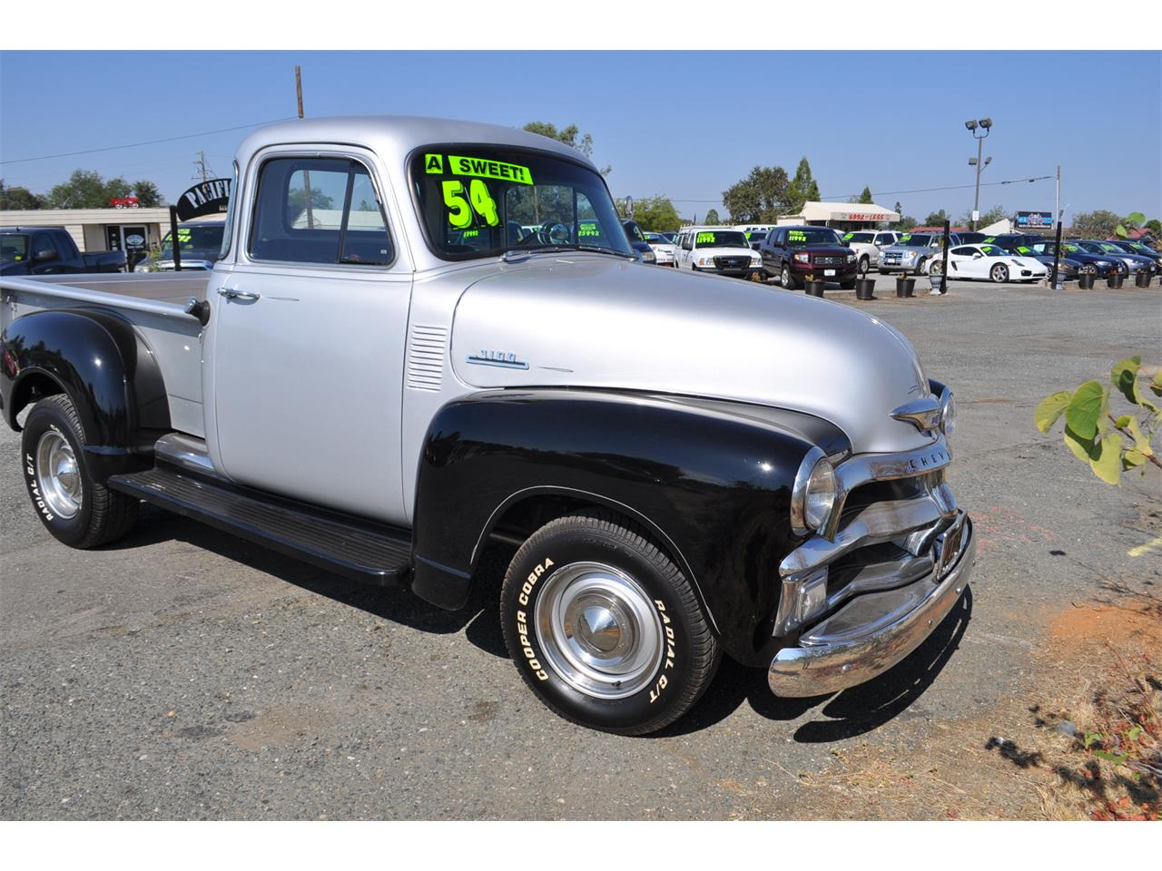 1954 Chevrolet 3100 For Sale Cc 1023045 Chevy Pickup Truck Large Picture Of 54 Lxdx