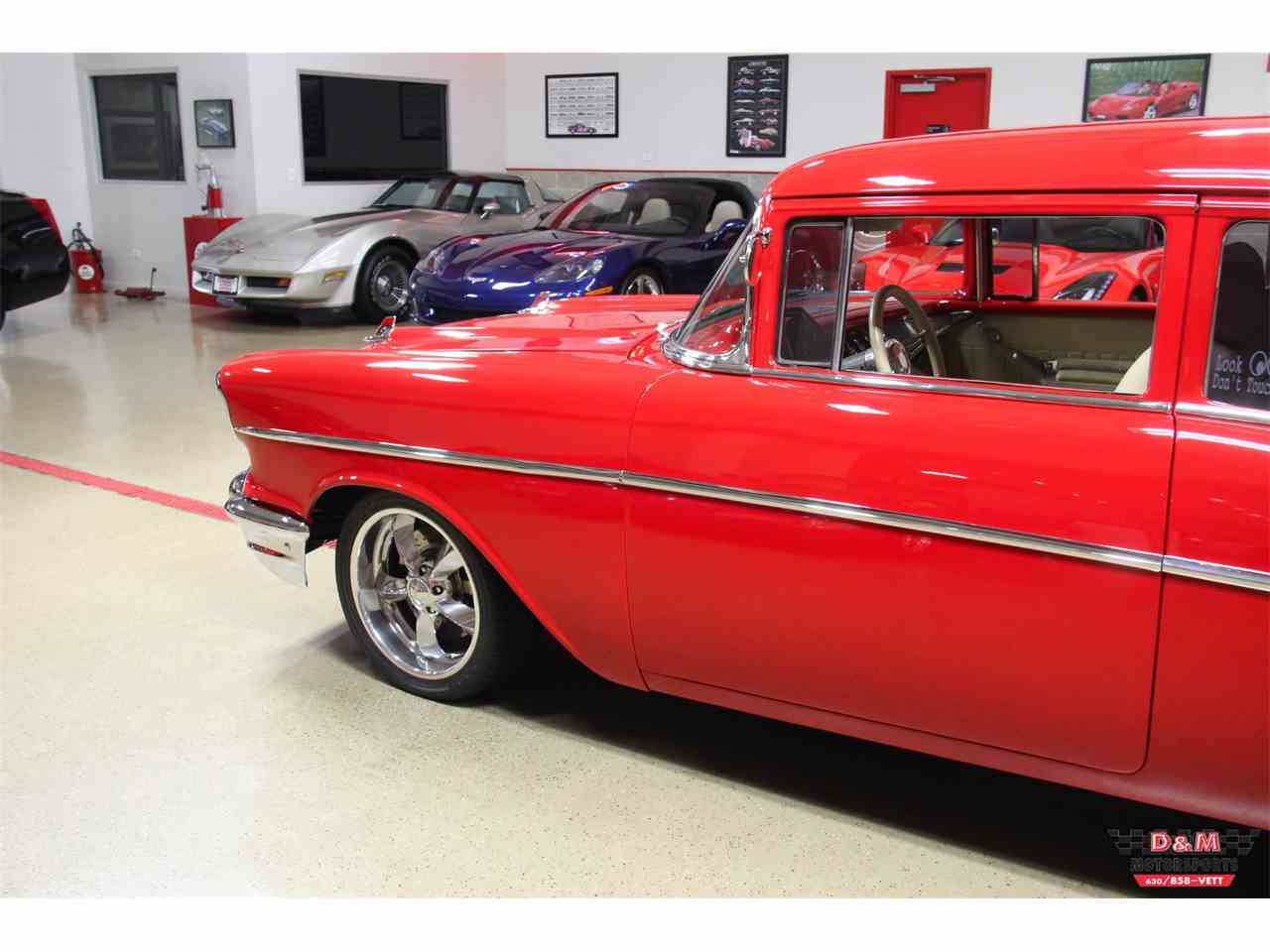 Large Picture of '57 Bel Air - LV9T