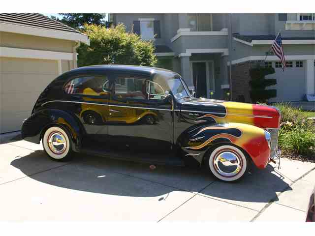Picture of '40 Ford Sedan Offered by a Private Seller - LV9Y