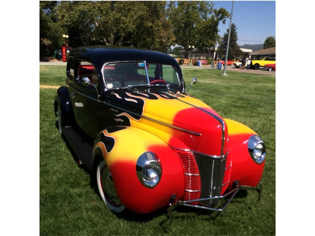Large Picture of '40 Sedan - LV9Y