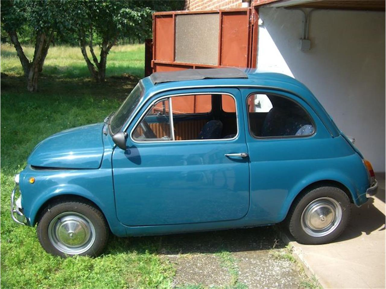 Large Picture of 1971 Fiat 500L Offered by ROK-Motors - LXFN