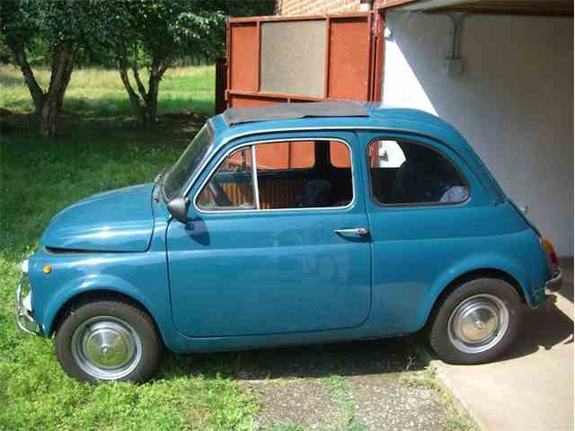 classic fiat 500l for sale on. Black Bedroom Furniture Sets. Home Design Ideas