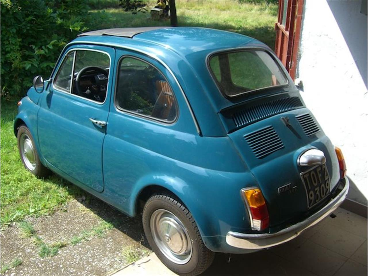 Large Picture of '71 Fiat 500L - LXFN