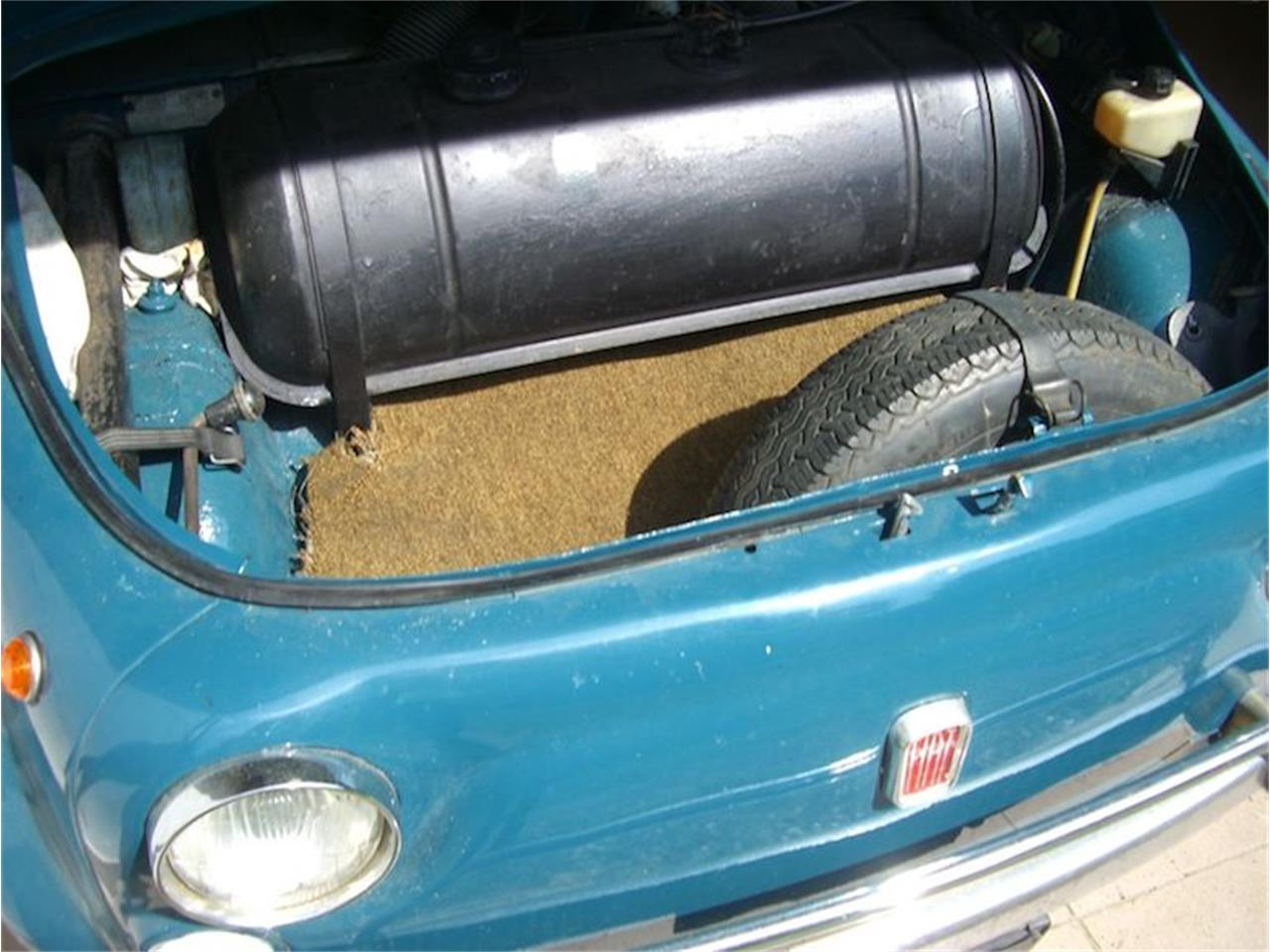Large Picture of '71 Fiat 500L - $9,250.00 Offered by ROK-Motors - LXFN