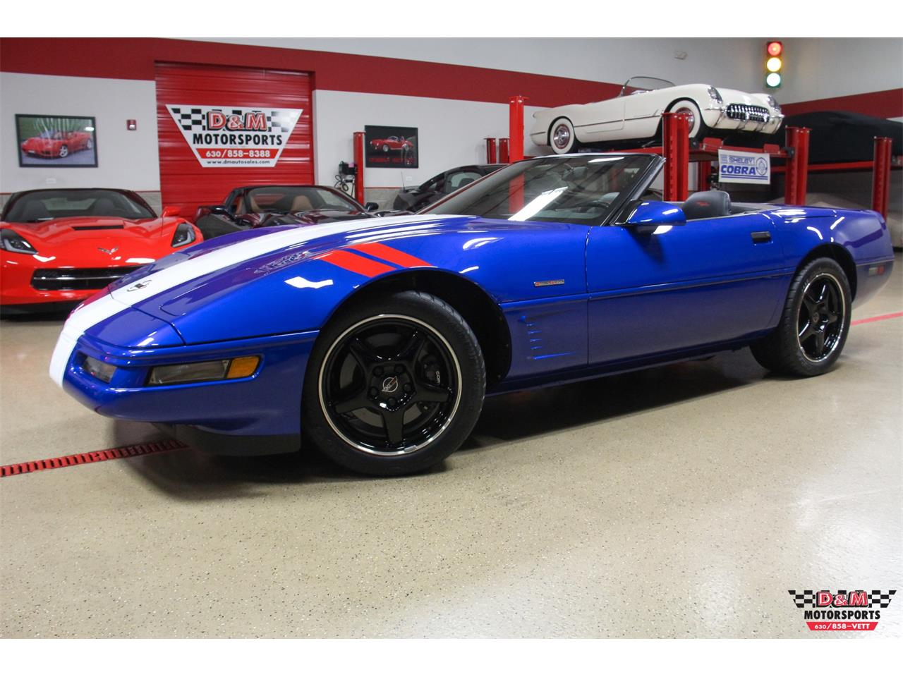Large Picture of 1996 Corvette located in Illinois - $44,995.00 - LV9Z