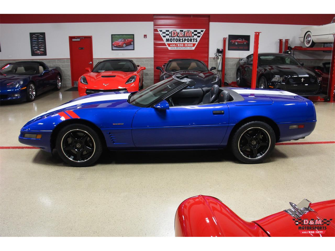 Large Picture of 1996 Chevrolet Corvette located in Glen Ellyn Illinois - $44,995.00 Offered by D & M Motorsports - LV9Z
