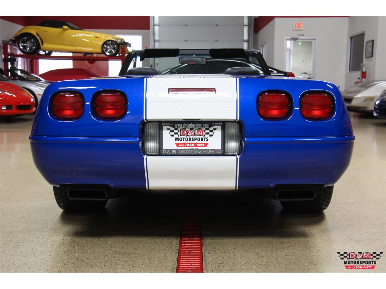 Large Picture of '96 Corvette located in Glen Ellyn Illinois - $44,995.00 Offered by D & M Motorsports - LV9Z