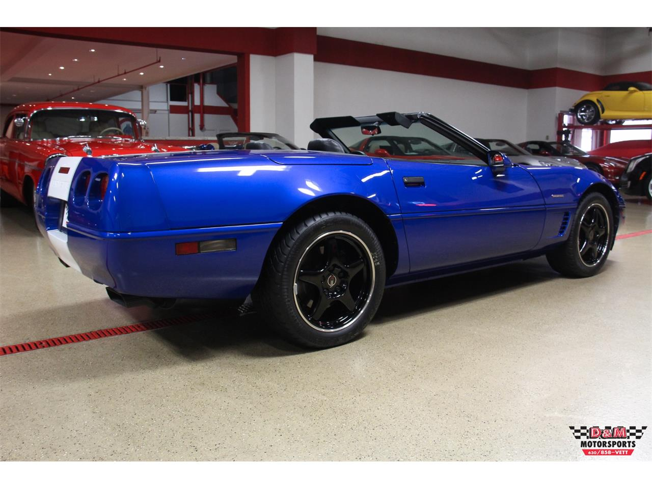 Large Picture of '96 Chevrolet Corvette Offered by D & M Motorsports - LV9Z